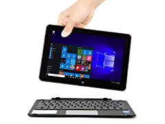 "BIT CORE+ 10.1"" Quad-Core Detachable Tablets"