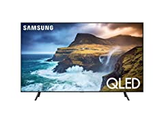 Samsung Q70R Series HDR 4K Smart QLED TV