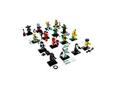 LEGO Minifigures 71013 Series Building
