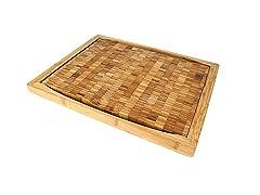 Flipper Bamboo Cutting Board