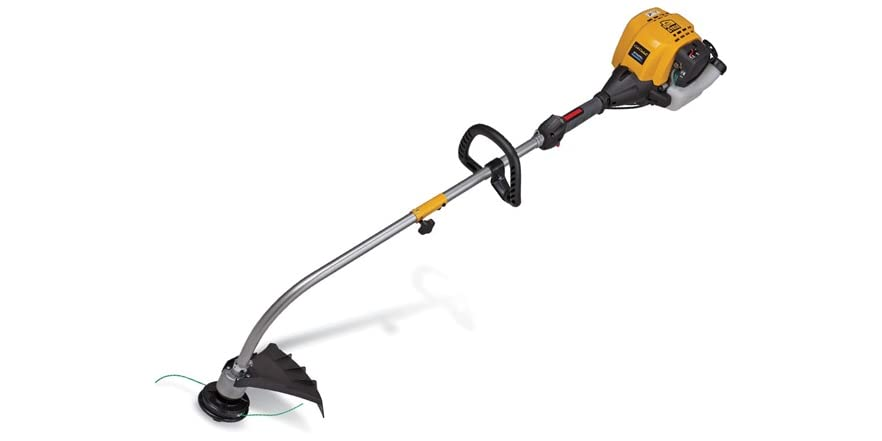 cub cadet 25cc 4 cycle curved shaft trimmer. Black Bedroom Furniture Sets. Home Design Ideas