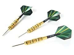 Sportcraft Unicorn Brass Dart Set