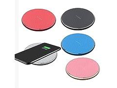 Zunammy 10W USB Wireless Phone Charging Pad