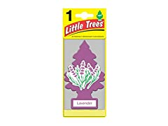 LITTLE TREES Car Air Freshener 6 Pack
