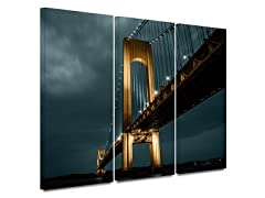 Verrazano-Narrow Bridge 3PC Set(2 Sizes)