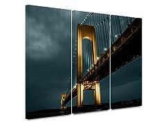 Verrazano-Narrow Bridge 3PC Set(2 Sizes)