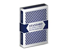 Single Blue Deck Standard Playing Cards