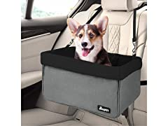 Jespet Deluxe Pet Safety Booster Car Seat