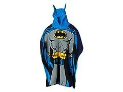Batman Hooded Poncho - Youth