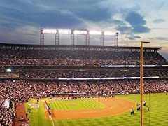 Coors Field, Colorado Rockies