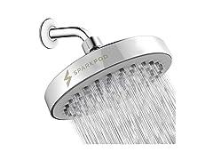 SparkPod Shower Head High Pressure