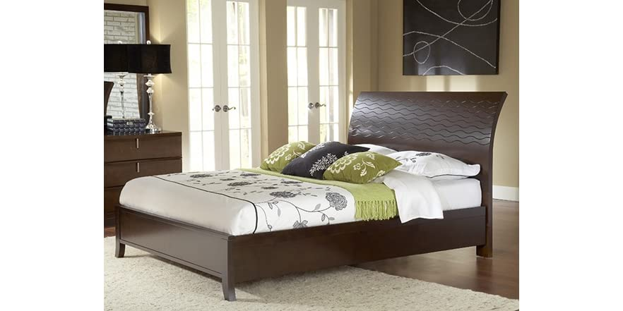 Legend platform bed 2 sizes - Characteristics of contemporary platform beds ...