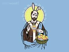 Patron Saint of Easter Eggs
