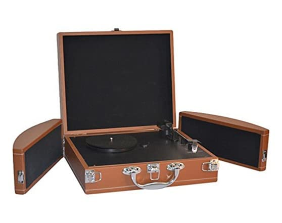 Bluetooth Classic Vinyl Record Player Turntable Sellout Woot
