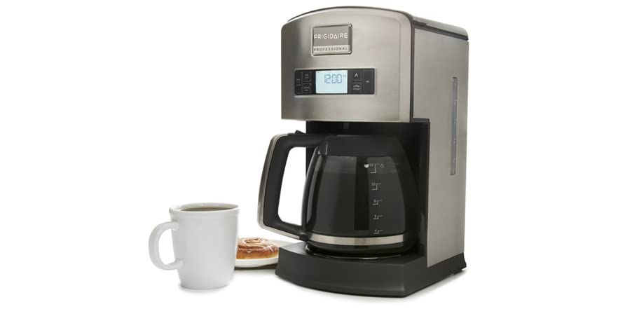 Handleiding Daalderop Professional Coffee Maker : Frigidaire Pro 12-Cup Coffee Maker