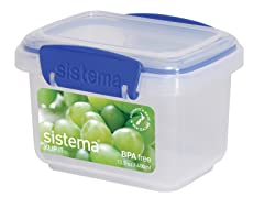 Sistema Food Container - 1.69 Cups
