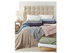 Ralph Lauren Classic 100% Cotton Blanket