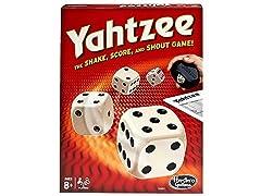 Hasbro Games Yahtzee Game