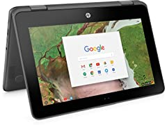 "HP Chromebook 11-X360 11.6"" Touch Convertible"