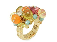 Relic RJ1754710-ONE-SIZE Gold Stretchable Ring