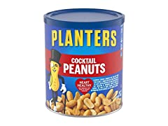 Planters Cocktail Peanuts, 16 oz