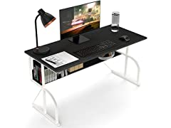 "Famree Computer Desk 39"" with Shelf"