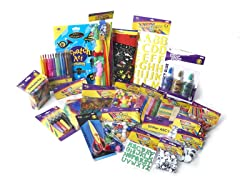 Kaizen Products Giant Craft Box Bundle