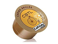 CBTL Creme Brulee Coffee Capsules (16-count)