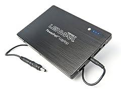 Lenmar 5500mAh Portable Power Pack w/USB