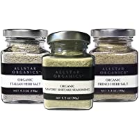 3-Pks. All Star Organic Seasonings