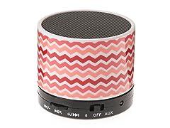 Bluetooth Printed Speaker with Mic