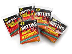 Little Hotties Hand Warmers 40-Pack