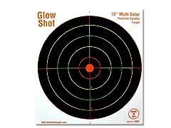 "10"" Reactive Splatter Targets 50-Pack"