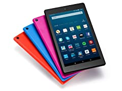 "Amazon Fire HD 8"" (2016) Wi-Fi Tablets"