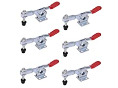 Yost Large Toggle Clamps, Box of 6