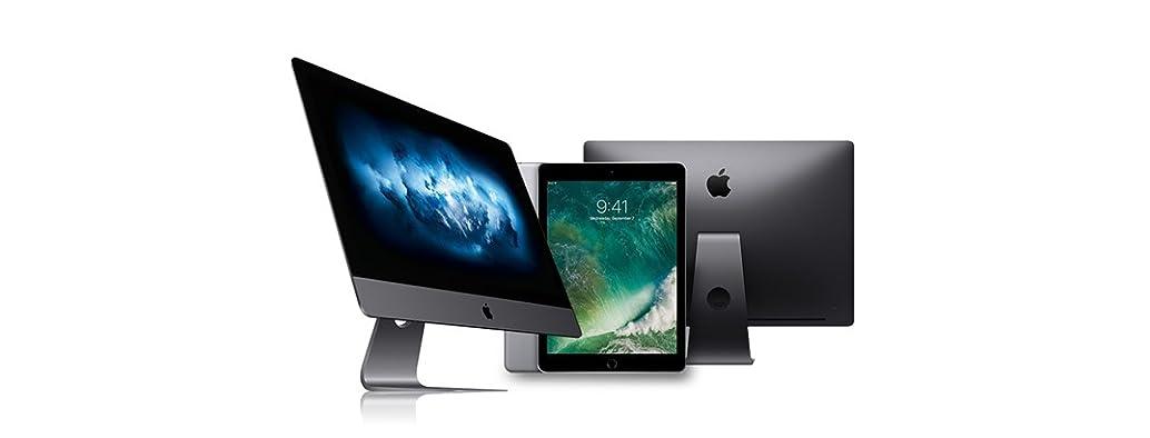 Apple iMac, iPad, & MacBook
