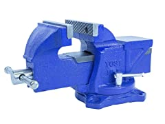 "Yost Bench Vise (4"" or 6"")"