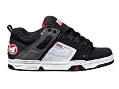 DVS Comanche Skate Shoe - B/W (11)
