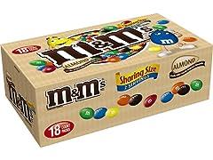 M&M'S Almond Chocolate, 18ct