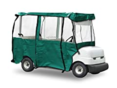 Armor Shield Deluxe 4-Sided Golf Cart Enclosure