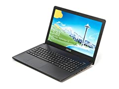 "Asus 15.6"" Dual-Core Laptop"