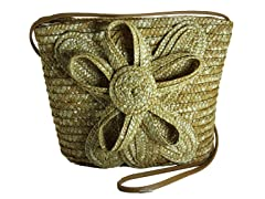 Straw Bag, Natural