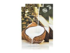 Coconut Facial Sheet Mask - Twin Pack