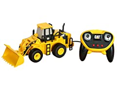 Big Builder Wheel Loader