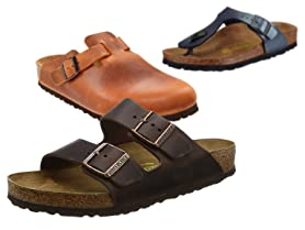 Men's and Women's Birkenstocks