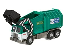 Mighty Motorized Garbage Truck
