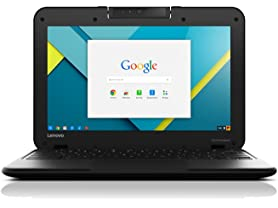"Lenovo N22 11"" Dual-Core Touch Chromebook"