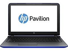 "HP Pavilion 17"" AMD Touchscreen Laptops"