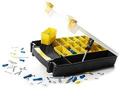 Crown Bolt 1001-Piece Fastener Kit