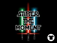Saber the Moment